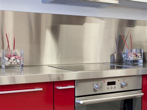 Metal Kitchen Countertops by Stainless Steel Countertops Hgtv
