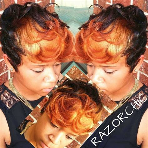 razor woman atlanta 27 best images about hairstyles on pinterest feathered