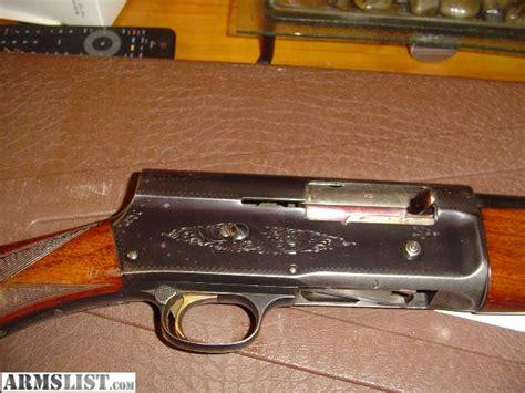 browning light twelve gold trigger armslist for sale wts browning a5 quot light twelve quot 12