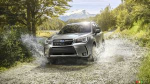 2018 subaru forester: review and pricing | car reviews