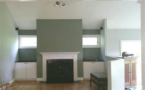 Green Paint In Kitchen - patience and perseverance and trust home by hattan