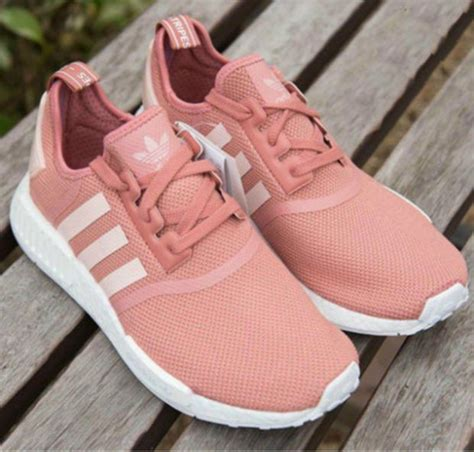 17 best ideas about pink adidas shoes on