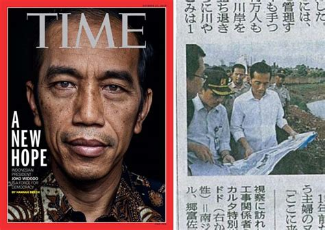 Muhammad Sebagai Pedagang Ed Cover Baru time sebut jokowi sebagai harapan baru indonesia