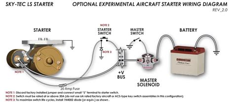 solenoid wiring diagram efcaviation