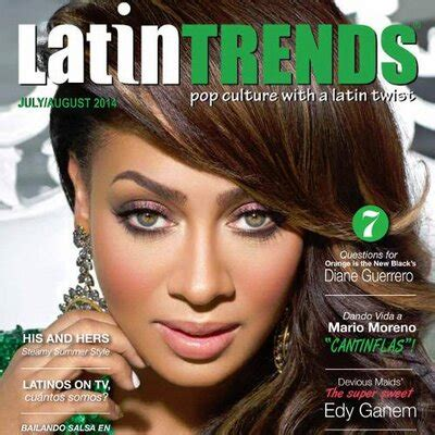 latintrends magazine closes distribution deals with target