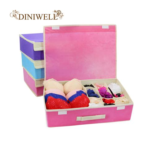 diniwell 10 cell colorful coverd nonwoven foldable