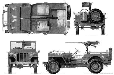 Willys Jeep Plans 1000 Images About Projets 224 Essayer On