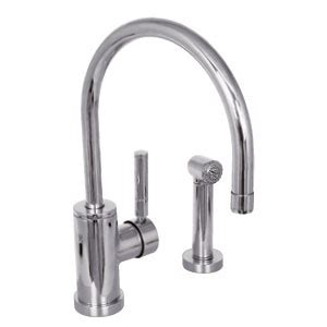 watermark 24 7 4 l4 kitchen fixtures kitchen faucet