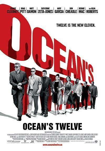 oceans twelve ocean s twelve ocean s 12 2004 filmaffinity