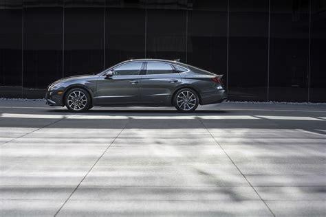 New York Auto Show 2020 Hyundai by New 2020 Hyundai Sonata Makes Its American Debut At