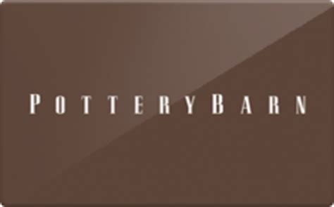 Pottery Barn Gift Card - buy pottery barn gift cards raise