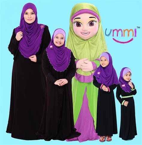 Pakaian Muslimah Dress Eisyaa Pakaian Muslimah Dot