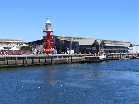 file port adelaide dock from port river jpg