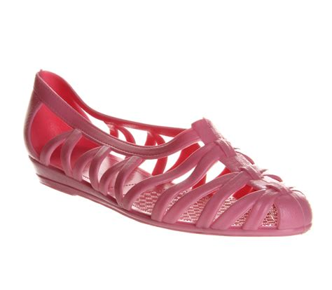 womens juju juju jelly light pink sandals ebay