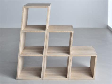 libreria pisa libreria in legno massello pisa vitamin design