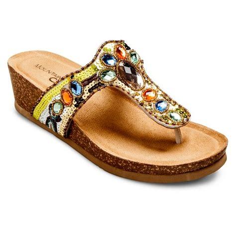 bridget sandals prices s mountain sole 174 bridget embellished target
