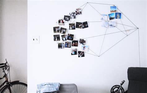 Accrocher Des Photos Au Mur by Pimp Ton Mur Avec Des Photos Andycurly Compagnie