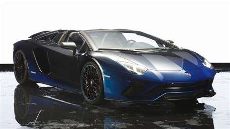 lamborghini aventador s roadster for sale usa lamborghini aventador s roadster 50th anniversary japan unveiled