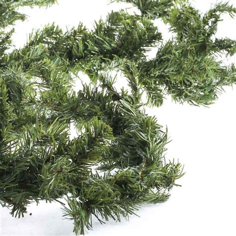 canadian pine garland artificial canadian pine garland