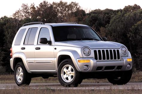 2002 Jeep Liberty Value 2002 07 Jeep Liberty Consumer Guide Auto