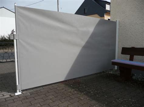 markise 6x3 seitenmarkise sichtschutz windschutz 1 6x3 0m voll