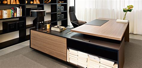 Home Office Desk by Executive Office Desk Report By Sinetica L Shape