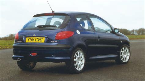 peugeot 206 review peugeot 206 gti review 1999 2006 parkers