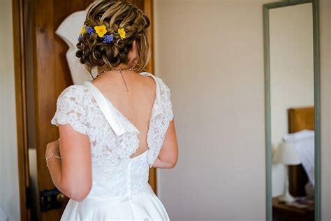 village hall woodland themed wedding  amy taylor imaging