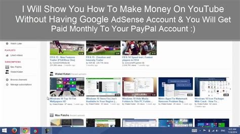 can i make a paypal account without a credit card how to make money without a paypal account