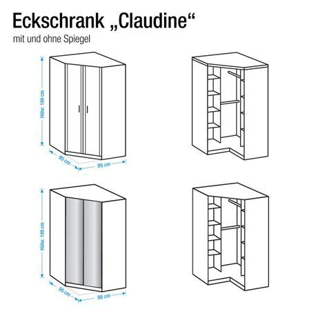 rauch eckschrank schlafzimmer eckkleiderschrank wei 223 mit spiegel gispatcher
