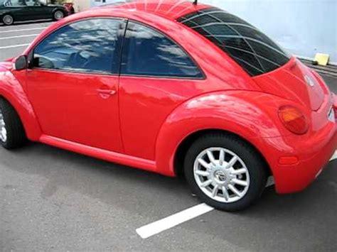 2004 Volkswagen Bug by 2004 Vw Beetle Walk Around Avi