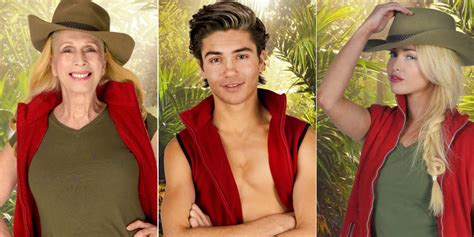 i m a celebrity facebook page i m a celebrity 2015 george shelley reveals he s