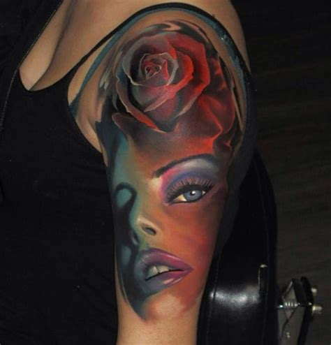 feminine half sleeve tattoos half sleeve picture creativefan
