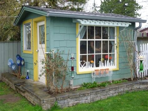 backyard house shed sheds tiny house pins