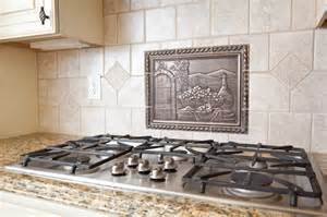 Tile Medallions For Kitchen Backsplash by 40 Striking Tile Kitchen Backsplash Ideas Amp Pictures