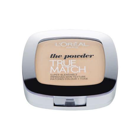 Loreal True Match Powder loreal true match powder puder prasowany w1 golden ivory
