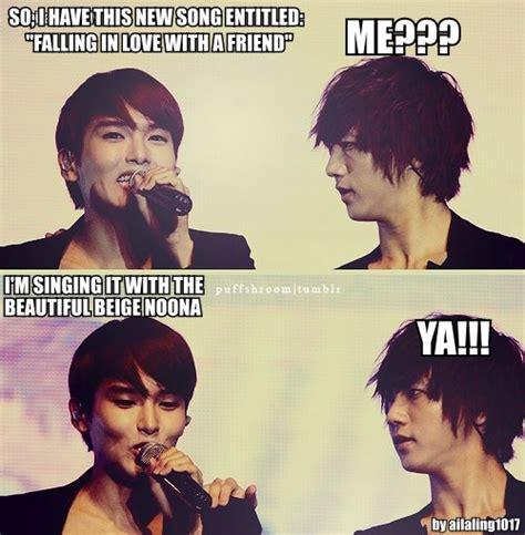 Super Junior Meme - yesung ryeowook meme jenjen bunny photo 31113769 fanpop