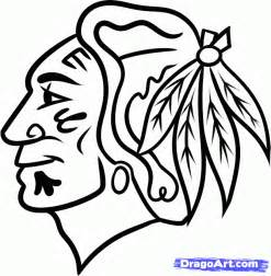 Chicago Bulls Logo Outline by How To Draw The Chicago Bulls Chicago Bulls Step 4 Apps Directories