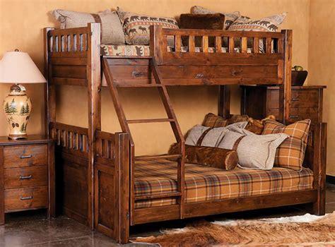 cama litera de madera 20 literas para familias grandes y espacios peque 241 os