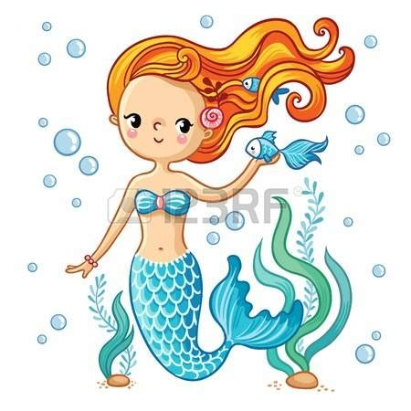 58387095 sea collection mermaid swimming