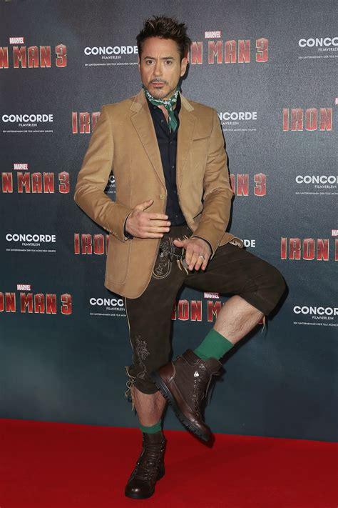 robert downey jr wore outfit munich