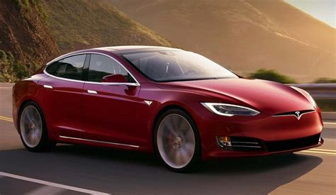 Fastest Electric Car Tesla Updated Tesla Model S Is Now World S Fastest Car