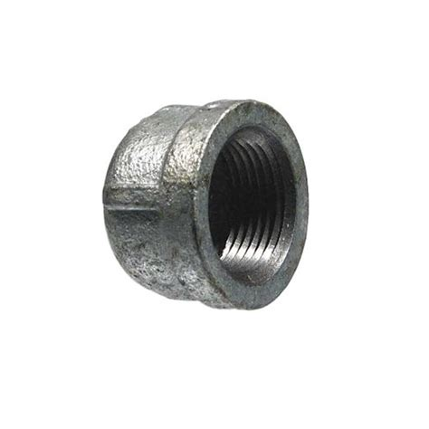 1 Galvanized Cap - galvanized cap k irrigation