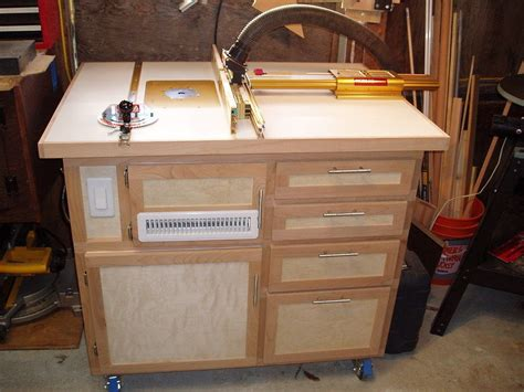 incra router table by lumberjocks