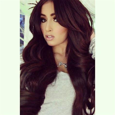 cherry burgundy hair best 25 dark cherry hair color ideas on pinterest dark