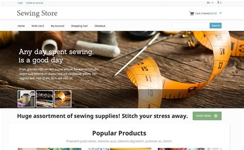knitting templates sewing knitting opencart template 53305