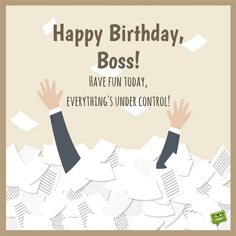 happy birthday boss design from sweet to funny birthday wishes for your boss