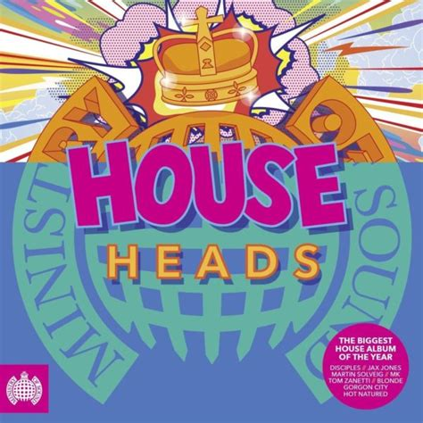 house of sound house heads ministry of sound vv aa ghostrec