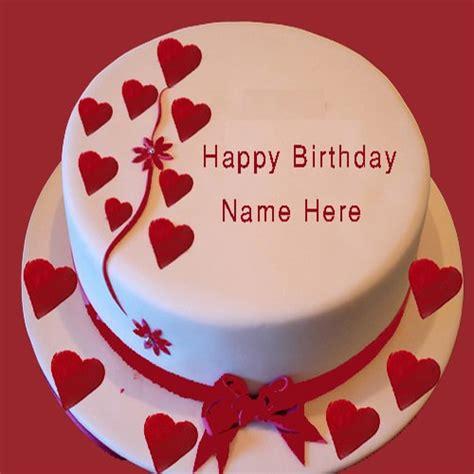happy birthday cake   girlfriend   edit