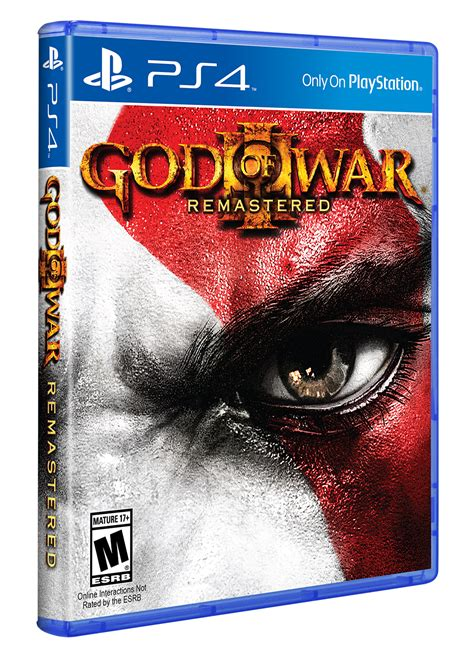 Bd Ps4 Second God Of War Remastered god of war iii remastered for ps4 gets more 1080p screenshots us box and official fact sheet